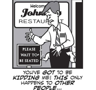 The Uniformed Restaurateur